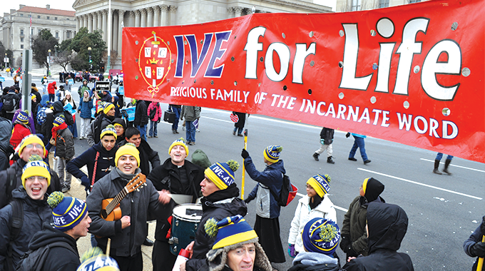 March for Life & Winter Youth Festival